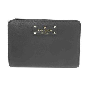 Kate Spade Grove Street Tellie Leather Snap Wallet